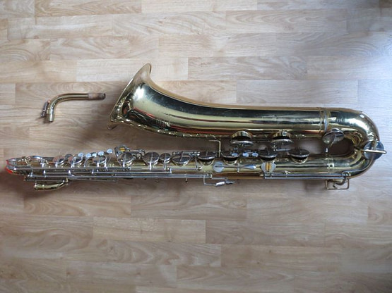 Barytonsaxofon - Buescher 400